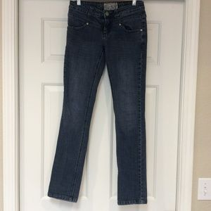 American Rag Stretch Denim Jeans Womens JR Sz 1 R